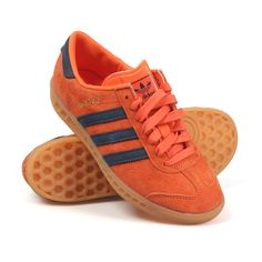 fe6e6385e Adidas Originals Hamburg Trainer for women at Masdings.com