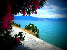 Walk to the back side of Nafplion.