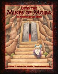 'Into the Mines of Moira' for 5th Edition Released by Skirmisher | d-infinity