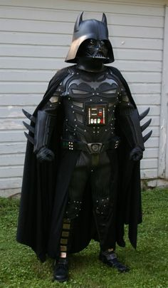 Star Wars-Batman love child