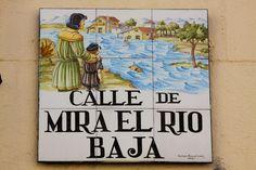 Calle De Mira El Rio Baja (Madrid)