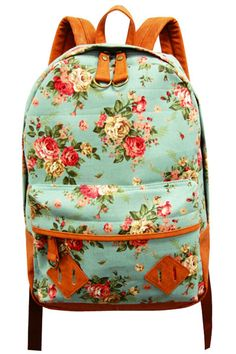 I'm not usually a big fan of backpacks, but this pattern is superb!