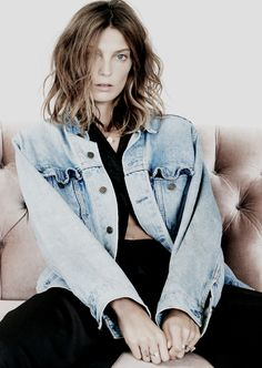 Daria- Vogue UK September 2013