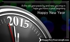 Happy New Year Greetings Quotes 2015