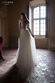Wedding Dress Inspiration - Tarik Ediz