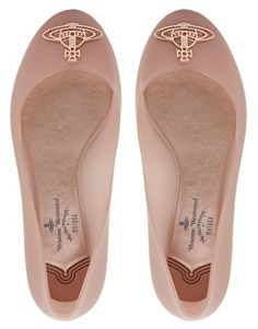 Image 3 of Vivienne Westwood for Melissa Divine Ballet Shoes