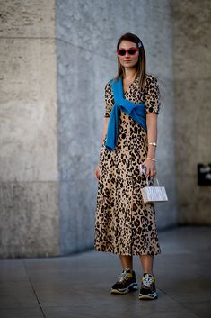 14 Street Style Looks That Prove Leopard Is a Timeless Neutral