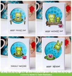 Lawn Fawnatics Challenge 26 – Card Sets | Lawn Fawnatics