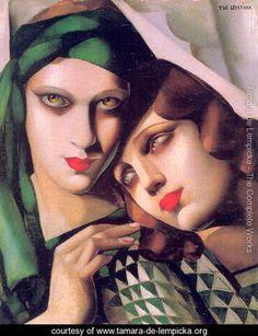 The Green Turban, 1929, Tamara de Lempicka