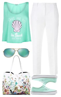 """""""spring"""" by ecem1 ❤ liked on Polyvore featuring Dolce&Gabbana, Wildfox, Vans, Oakley and Elliott Lucca"""