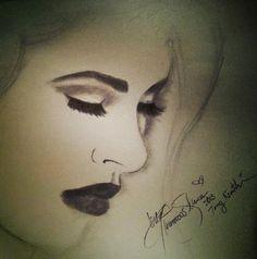 Selena Fan Art..beautiful..