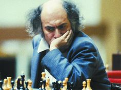 Mikhail Tal #Chess #Grandmasters