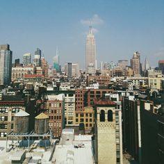 New York City / photo by sheena