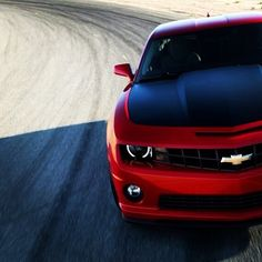 Chevrolet Camaro - Yes Please!