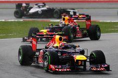 Mark Webber, Sebastian Vettel / Red  Bull, Malaysian GP