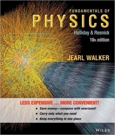 Download PDF of Fundamentals of Physics 10th Edition, By D. Halliday, R. Resnick…