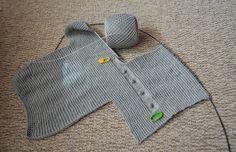 Tutorial vestido con jersey de punto con volantes y falda de tela-talla 3-6…