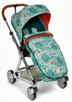 Amazing Donna Wilson for Mamas and Papas pushchair
