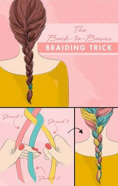 How to Braid // You Need to Know This! #braiding_tutorial