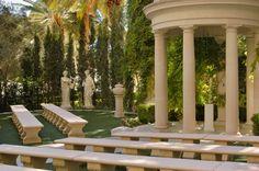 Caesars Palace Wedding, The Venus Garden Chapel
