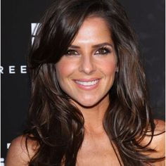 Kelly Monaco...love her hair and make-up. She's gorgeous!