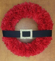 DIY Wreaths From Used Clean Plastic Tablecloths | Reuse Best Ideas |  Pinterest | Plastic Tablecloth, Wreaths And Craft