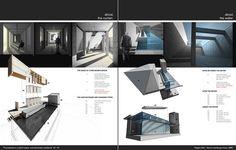 Architecture Portfolio 13-14 by Kai . L, via Flickr