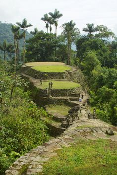 Top 5 Archeological Sites for Discovering Colombia's Past Trip To Colombia, Visit Colombia, Colombia Travel, Sierra Nevada, Travel Pictures, Travel Photos, Panama Cruise, Colombia South America, Destinations