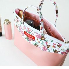Learn more about the Girlish Purse Organizer!