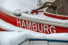 Hamburg: so jungs, nu ma los ton eisklobbn