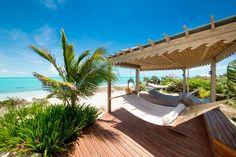 WIMCO Villas & Hotels Best Ocean Views Long Bay Beach Turks & Caicos Villa Rentals Villa Conched Out #wimcovillas #luxurytravel