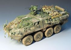 M1126 Stryker Infantry Carrier Vehicle (USA)