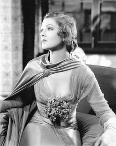 Myrna Loy, Stamboul Quest, 1934 (costume by Dolly Tree)