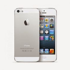 Harga Apple iPhone 5 16GB White