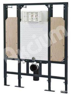 Stelaż podtynkowy do podwieszenia toalety dla niepełnsprawnych z dodatkowymi bokami umożliwjającymi przymocowanie poręczy uchylnych lub stałych. Spłukiwanie umożliwia nam zainstalowanie przycisku automatycznego spłukiwania na fotokomórkę, przycisku nożnego lub przycisku bocznego