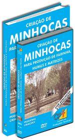Curso Criação de Minhocas para Produção de Farinha, Húmus e Matrizes #alcanceosucesso