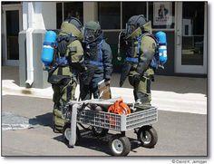 Bomb Squad - most dangerous jobs