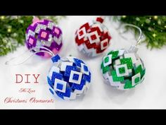 El abrigo con la orla y la capucha de Natalia Lok Foam Christmas Ornaments, Christmas Star Decorations, Handmade Christmas, Handmade Ornaments, Christmas Crafts, Foam Sheet Crafts, Foam Crafts, New Year's Crafts, Holiday Crafts