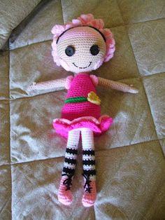 Lalaloopsy R200 Lalaloopsy, Hello Kitty, Christmas Ornaments, Toys, Holiday Decor, Handmade, Home Decor, Art, Activity Toys