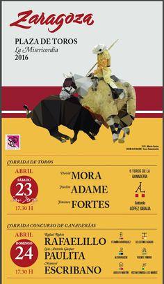 mastertoro.com: Zaragoza. Feria de San Jorge 2016