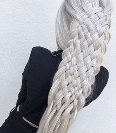 Gorgeous Braided Hairstyles Page Braids - Gorgeous Braided Hairstyles Hairstyles Hairstyles For Medium Length Hair Hairstyles For Short Hair Hairstyles For Long Hair Hairstyles For School Hairstyles For Thin Hair Curlyhairstyles Ha Curly Hair Styles, Hair Styles For Long Hair For School, Unique Braids, Cool Braids, Top Braid, Hairstyles For School, Ladies Hairstyles, Hairstyles 2018, Summer Hairstyles
