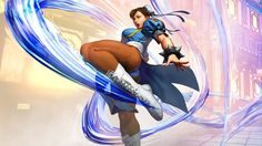 Download Chun Li 4k Wallpaper Street Fighter 5 Girl 3840x2160