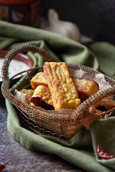 Chickpea Fries: A Healthy Panelle Recipe