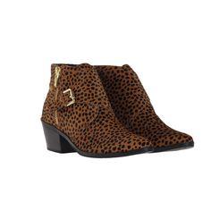 Kenzie Bootie Leopard