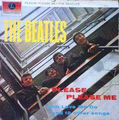 The Beatles - Please Please Me $35