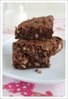 Chocolate-Nut Brownies