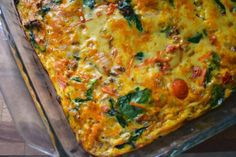 Crack of the Week: Mexican Breakfast Casserole -