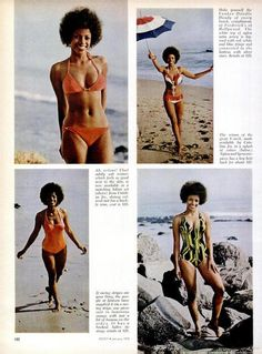 Thelma in Jet magazine. Black Girl Magic, Black Girls, Afro, Jet Magazine, Magazine Rack, Meagan Good, Vintage Black Glamour, Vintage Style, Black Actresses