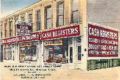 Cash Registers Shop