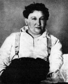 Jaroslav Hasek (Czech writer, humorist, satirist, journalist, bohemian and anarchist)